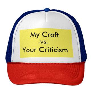 arts and crafts cap