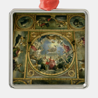 Arts and Sciences, 1636 Christmas Ornament
