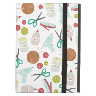 Arts Crafts Inspired iPad Case With Kickstand