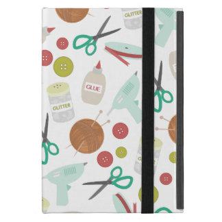 Arts & Crafts iPad Mini Case With Kickstand