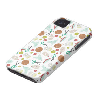 Arts Crafts iPhone 4 Case-Mate Barely There™