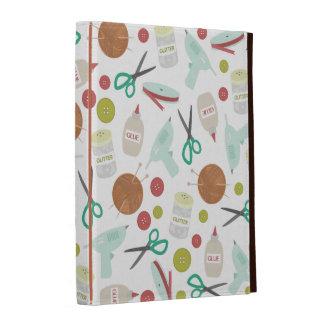 Arts & Crafts Themed iPad Folio iPad Cases