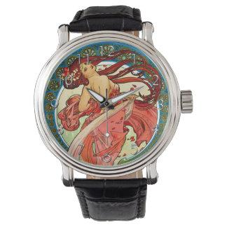 Arts Dance Wrist Watches