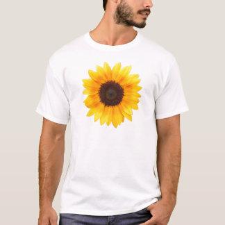 Artsy Autumn Beauty Sunflower T-Shirt
