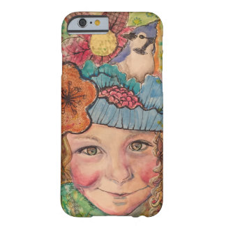 Artsy, colorful phone case barely there iPhone 6 case