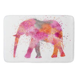 Artsy Elephant Bath Mat