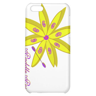 artsy flower kayak iPhone 5C cover