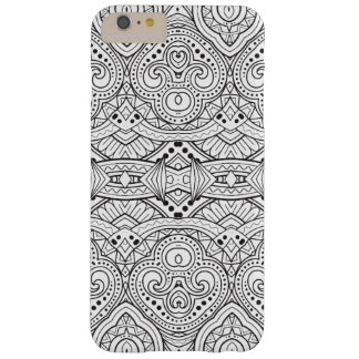 Artsy Inspired Design Barely There iPhone 6 Plus Case