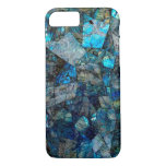 Artsy Labradorite Abstract Gems iPhone 7 Case