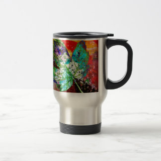 Artsy Leaf Coffee Mugs