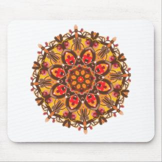Artsy Mandala Mouse Pad