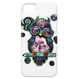 Artsy Owl Case For The iPhone 5