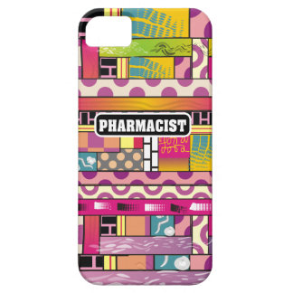 Artsy Pharmacist Gifts Barely There iPhone 5 Case
