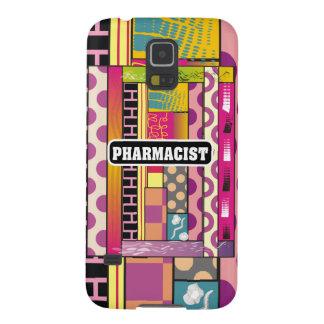 Artsy Pharmacist Gifts Samsung Galaxy Nexus Cases