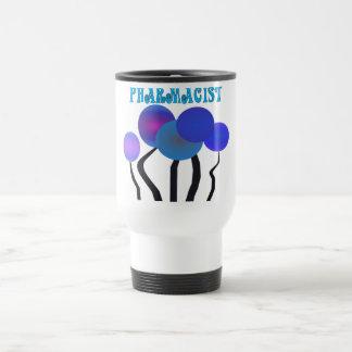 Artsy Pharmcist Gifts Mug