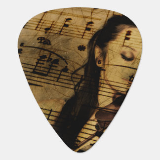 Artsy Violin Music Plectrum