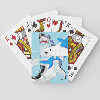 Artworksby_Sarr752 Playing Cards