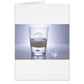 Arty Drink Card