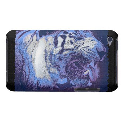 Arty Rare White Tiger Wild Animal Big Cat Case-Mate iPod Touch Case