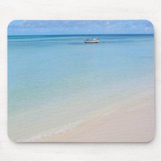 Aruba, beach and sea 2 mouse mat