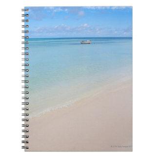 Aruba, beach and sea 2 notebooks