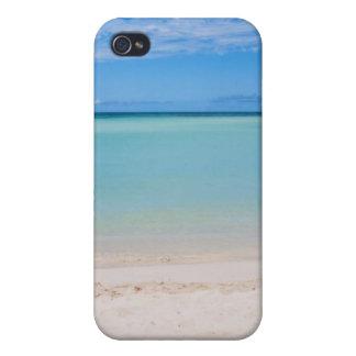 Aruba, beach and sea 3 case for iPhone 4