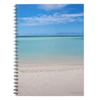 Aruba, beach and sea 3 notebooks