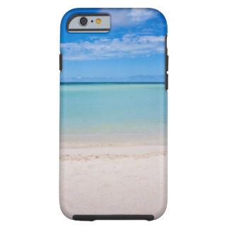 Aruba, beach and sea 3 tough iPhone 6 case