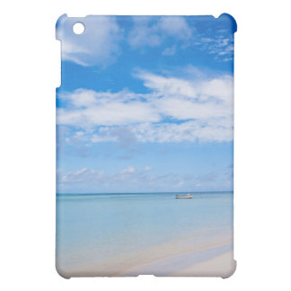 Aruba, beach and sea cover for the iPad mini