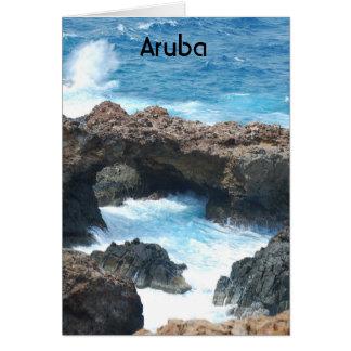 Aruba Coast Card