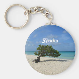 Aruba Divi Divi Tree Key Ring