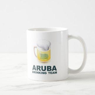 Aruba Drinking Team Coffee Mug