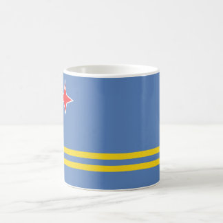 Aruba Flag AW Coffee Mug
