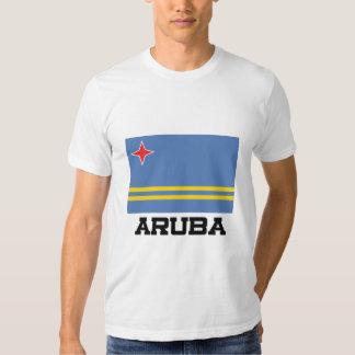 Aruba Flag Tshirt