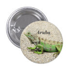 Aruba Green Iguana Badge