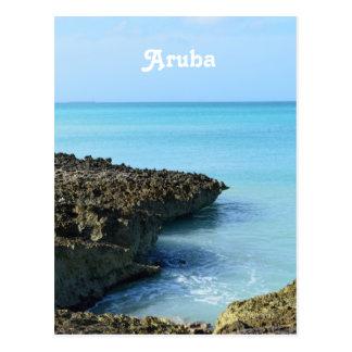 Aruba Landscape Postcard
