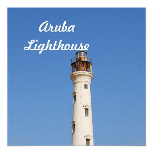 Aruba Lighthouse Invites