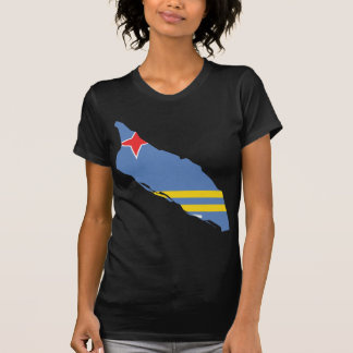 Aruba map AW T-Shirt