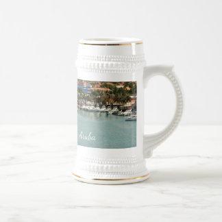 Aruba Marina Beer Stein
