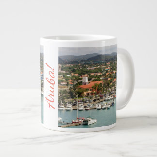 Aruba Marina Large Coffee Mug