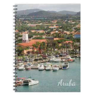 Aruba Marina Notebook