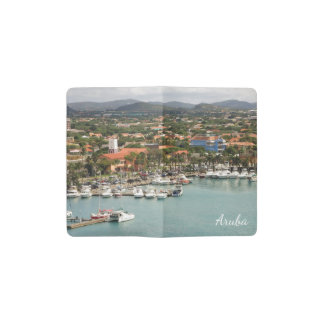 Aruba Marina Pocket Moleskine Notebook