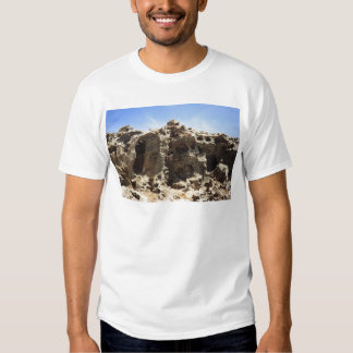 Aruba Rock Formation T Shirts