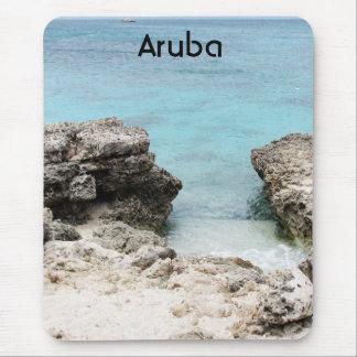 Aruba Shore Mousepads