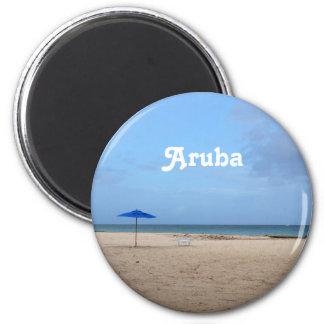 Aruba Solitude Magnet