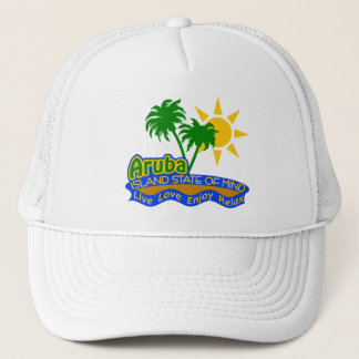 Aruba State of Mind hat - choose color