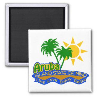 Aruba State of Mind magnet