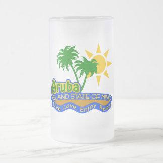 Aruba State of Mind mug