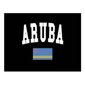 Aruba Style Postcard