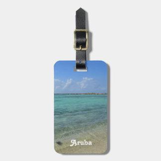 Aruban Beach Bag Tag